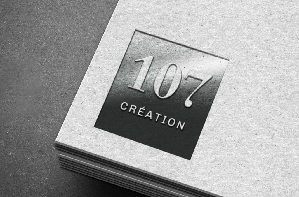 Imprimé promotionnel 107 Création